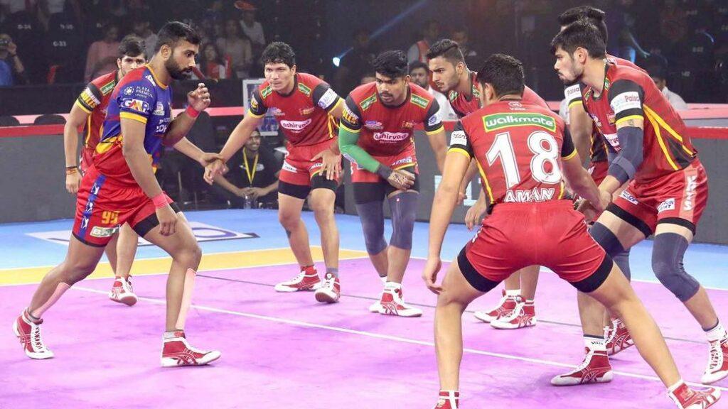 Bengaluru Bulls vs UP Yoddha