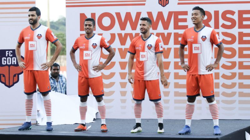 FC GOA Indian Super League 2019-20