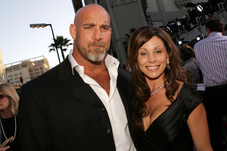 GoldBerg and wife photo