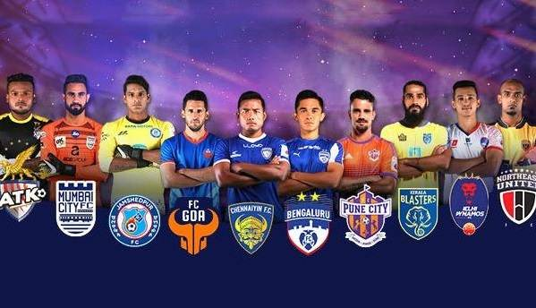 Indian Super League 2019-20 Fixtures and Schedule