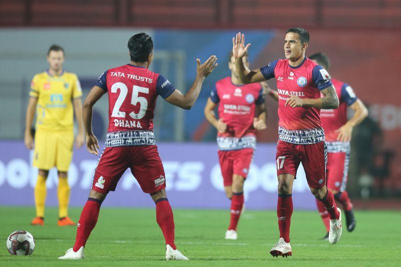 Jamshedpur FC team