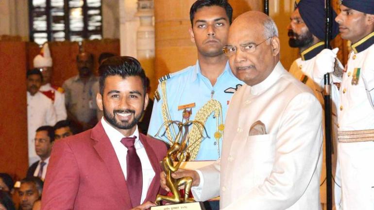 Manpreet Singh Achievements