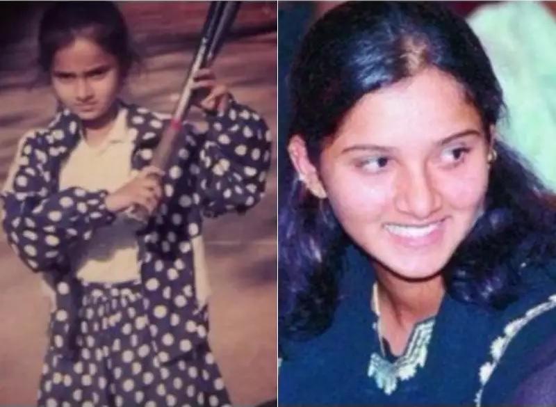Sania Mirza Early Life