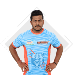 Viraj Vishnu Landge Kabaddi Player