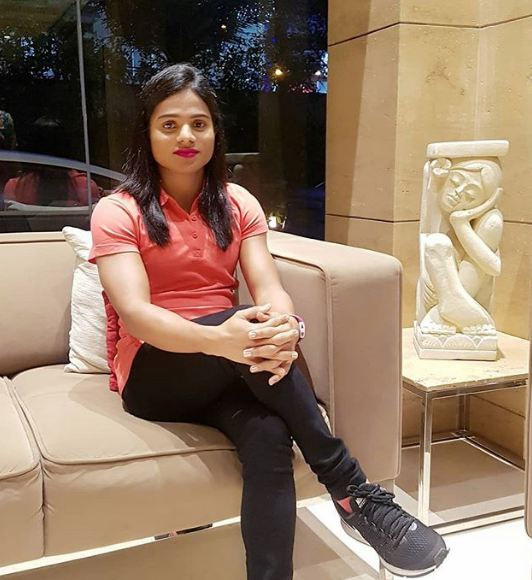 dutee chand personal life