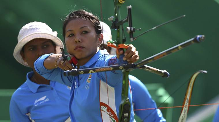 Bombayla Devi Archery