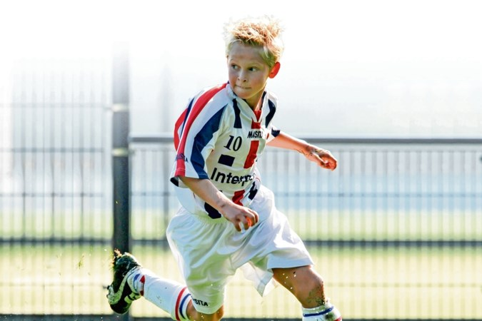 Frenkie de Jong Childhood