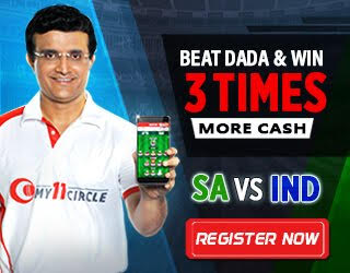 IN-A vs SA-A 2nd Test Dream11 Prediction