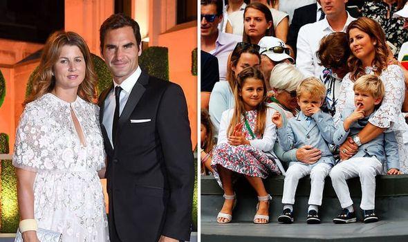 Roger Federer Family