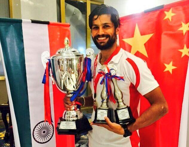 Rupinder Pal Singh Achievements