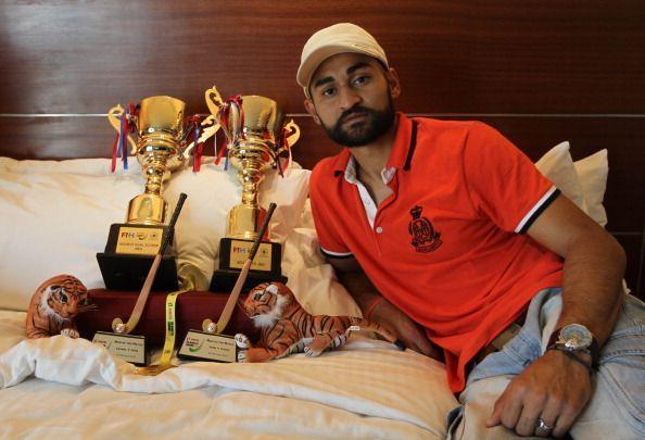 Sandeep Singh Achievements