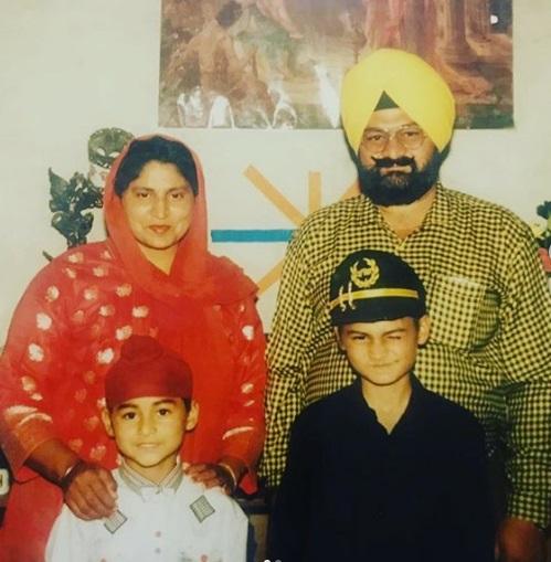 Sandeep Singh Family