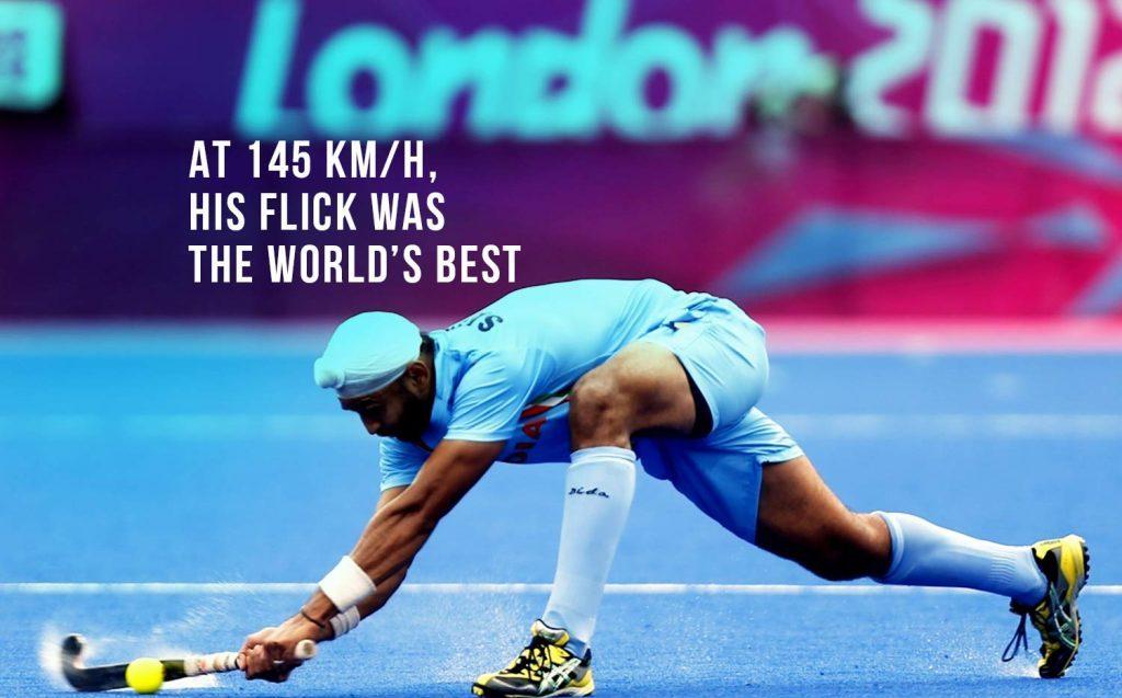 Sandeep Singhdrag Flick
