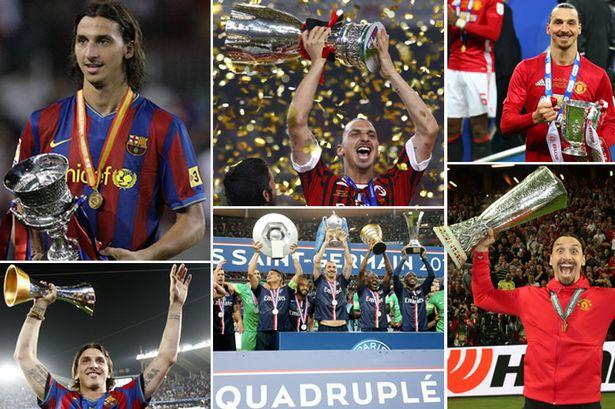 Zlatan Ibrahimović Achievements