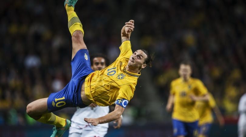 Zlatan Ibrahimović Professional Life