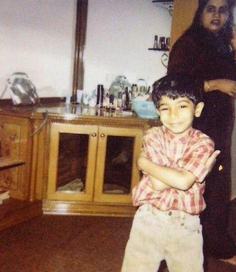 jasprit bumrah childhood
