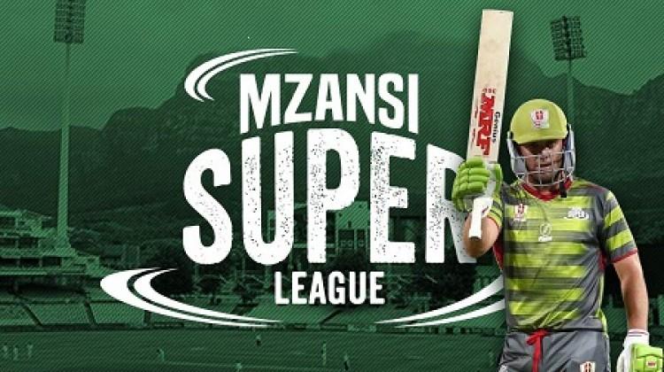 Mzansi Super League 2019