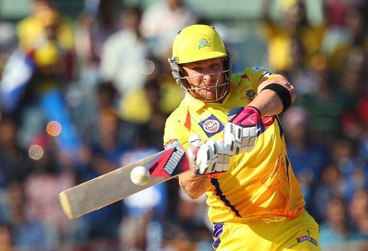 Brendon McCullum in IPL