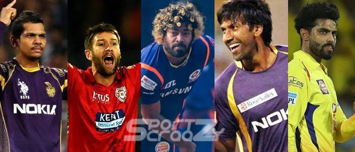 4 Wicket Hauls in Indian Premier League