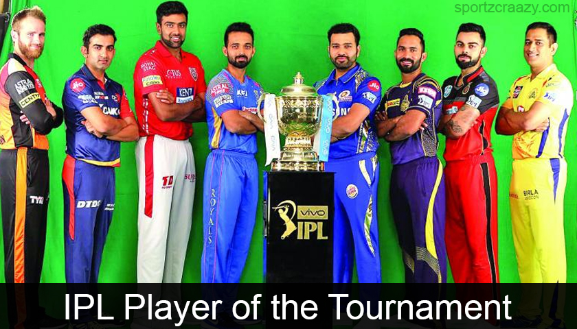 IPL Player of the Tournament