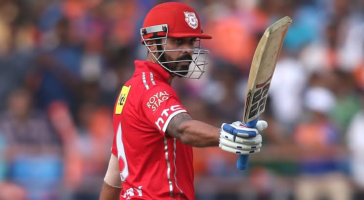 Murali Vijay in IPL