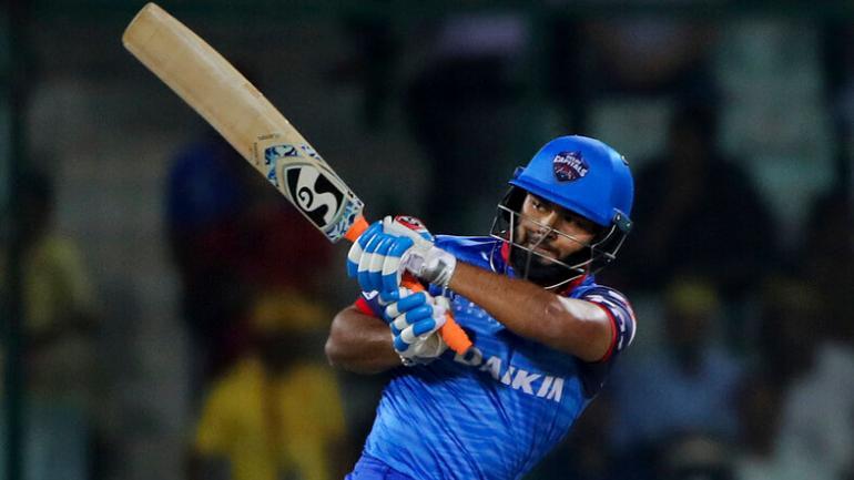Rishabh Pant Highest Individual Score in IPL