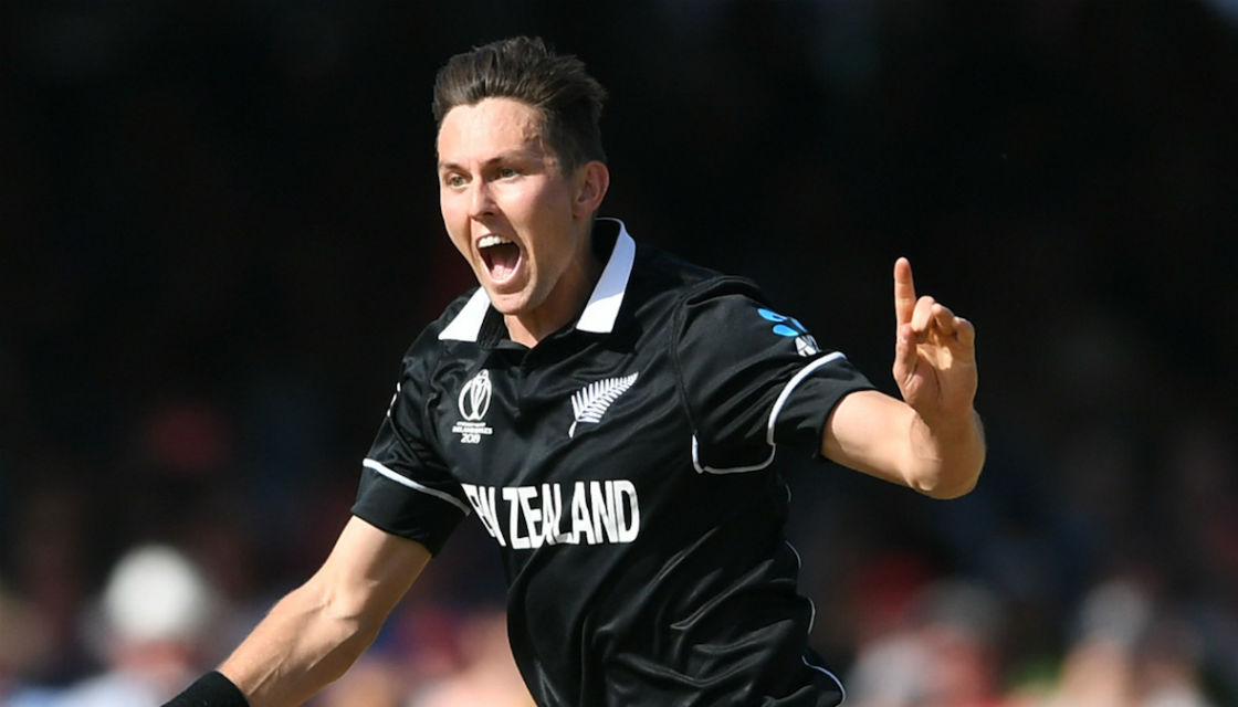 Trent Boult with Highest Wicket Taker in ICC World Cup